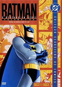 Batman - A Série Animada (1ª Temporada) - Poster / Capa / Cartaz - Oficial 1