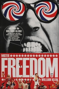 Mr. Freedom - Poster / Capa / Cartaz - Oficial 1
