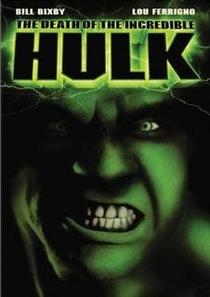A Morte do Incrível Hulk - Poster / Capa / Cartaz - Oficial 1