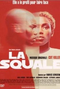 La squale - Poster / Capa / Cartaz - Oficial 1