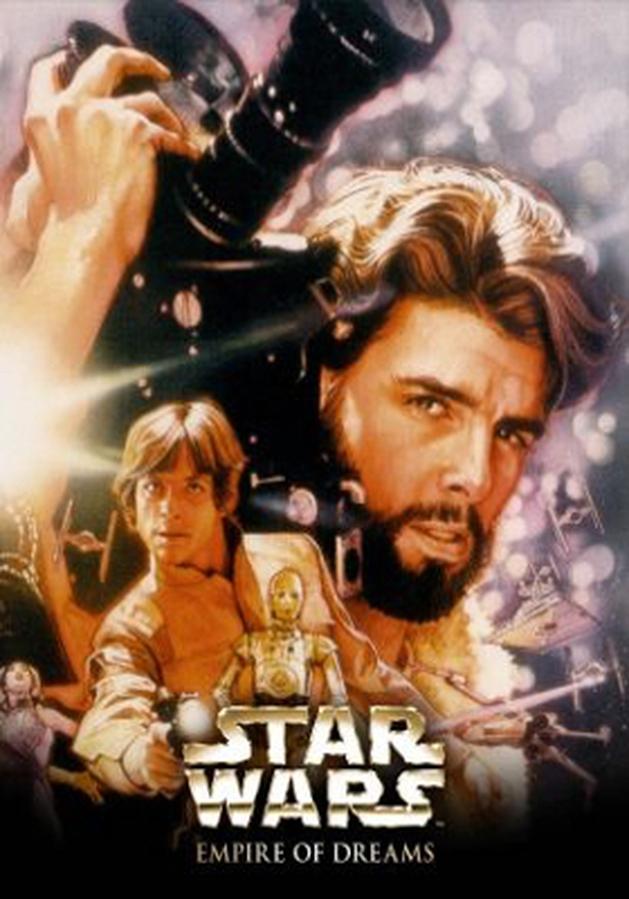 Império dos Sonhos: A história da trilogia Star Wars (2004) - crítica por Adriano Zumba