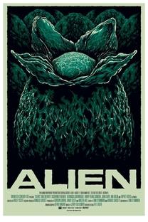 Alien: O Oitavo Passageiro - Poster / Capa / Cartaz - Oficial 5