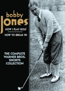 How I Play Golf, by Bobby Jones No. 8: 'The Brassie' - Poster / Capa / Cartaz - Oficial 1