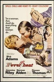 Fever Heat  - Poster / Capa / Cartaz - Oficial 1
