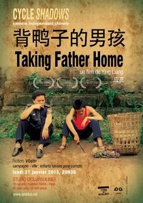 Taking Father Home - Poster / Capa / Cartaz - Oficial 3