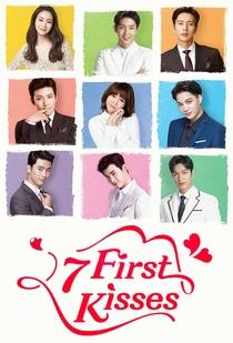 First Seven Kisses - Poster / Capa / Cartaz - Oficial 2