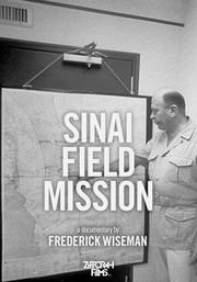 Sinai Field Mission - Poster / Capa / Cartaz - Oficial 1