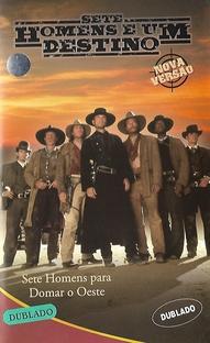 Sete Homens e um Destino - Poster / Capa / Cartaz - Oficial 1