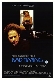 Bad Timing - Contratempo - Poster / Capa / Cartaz - Oficial 4