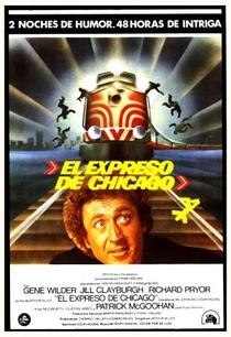 O Expresso de Chicago - Poster / Capa / Cartaz - Oficial 2