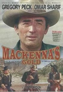 O Ouro de Mackenna - Poster / Capa / Cartaz - Oficial 10