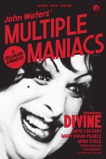 Multiple Maniacs - Poster / Capa / Cartaz - Oficial 2