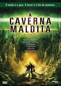 A Caverna Maldita - Poster / Capa / Cartaz - Oficial 1