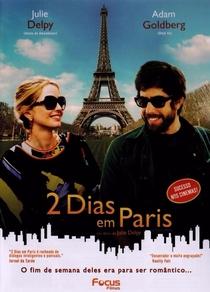 2 Dias em Paris - Poster / Capa / Cartaz - Oficial 5