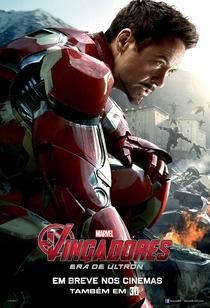 Vingadores: Era de Ultron - Poster / Capa / Cartaz - Oficial 15