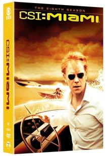 CSI: Miami (8ª Temporada) - Poster / Capa / Cartaz - Oficial 2