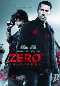 Zero Tolerance - Poster / Capa / Cartaz - Oficial 1