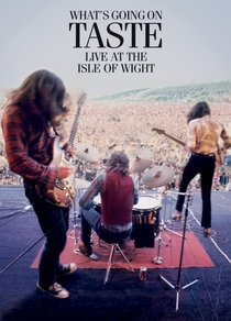 Taste - What's Going On: Live at The Isle of Wight - Poster / Capa / Cartaz - Oficial 1