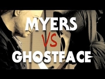 Michael Myers vs Ghostface - Scream Halloween Horror Fan Film - Poster / Capa / Cartaz - Oficial 1