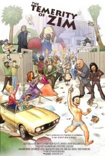The Temerity of Zim - Poster / Capa / Cartaz - Oficial 1