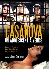 As Primeiras Experiências Amorosas de Casanova - Poster / Capa / Cartaz - Oficial 2