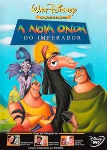 A Nova Onda do Imperador - Poster / Capa / Cartaz - Oficial 11