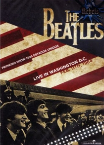 The Beatles - Primeiro show nos Estados Unidos - Poster / Capa / Cartaz - Oficial 1