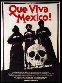 Que Viva México! - Poster / Capa / Cartaz - Oficial 2