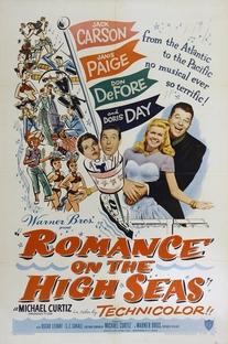 Romance em Alto Mar - Poster / Capa / Cartaz - Oficial 2
