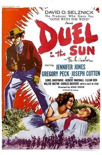 Duelo ao Sol - Poster / Capa / Cartaz - Oficial 1