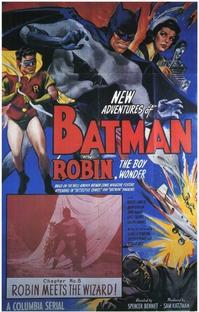 Batman e Robin - Poster / Capa / Cartaz - Oficial 2