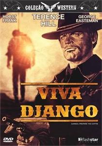 Viva Django! - Poster / Capa / Cartaz - Oficial 10