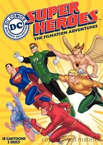 Super Heróis Aventuras Lendárias Desaparecidas - Poster / Capa / Cartaz - Oficial 1