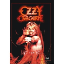 Ozzy Osbourne live from hell - Poster / Capa / Cartaz - Oficial 1