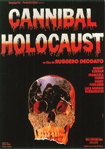 Holocausto Canibal - Poster / Capa / Cartaz - Oficial 4