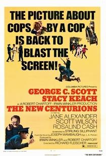 Os Novos Centuriões - Poster / Capa / Cartaz - Oficial 3