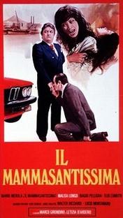 Il Mammasantissima - Poster / Capa / Cartaz - Oficial 2