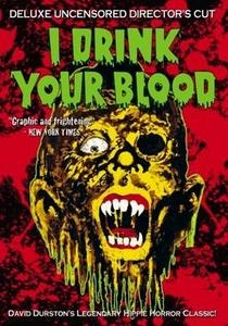 Eu Bebo Seu Sangue - Poster / Capa / Cartaz - Oficial 2