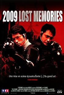 2009: Memórias Perdidas - Poster / Capa / Cartaz - Oficial 3