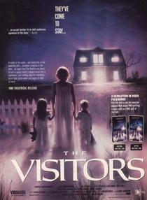 Os Visitantes - Poster / Capa / Cartaz - Oficial 1
