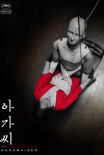 A Criada - Poster / Capa / Cartaz - Oficial 22
