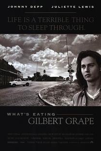 Gilbert Grape - Aprendiz de Sonhador - Poster / Capa / Cartaz - Oficial 2