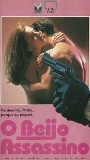O Beijo Assassino - Poster / Capa / Cartaz - Oficial 1