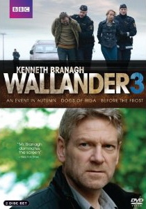 Wallander (3ª Temporada) - Poster / Capa / Cartaz - Oficial 1