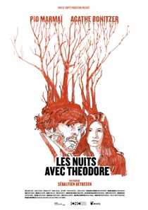 Nights With Théodore - Poster / Capa / Cartaz - Oficial 1