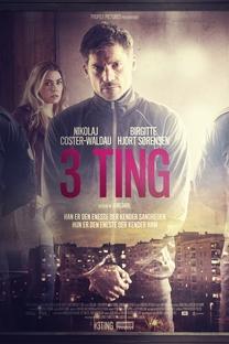 3 Things - Poster / Capa / Cartaz - Oficial 1