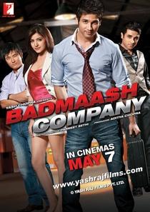 Badmaash Company - Poster / Capa / Cartaz - Oficial 1