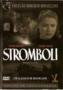 Stromboli - Poster / Capa / Cartaz - Oficial 11