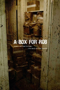 A Box for Rob - Poster / Capa / Cartaz - Oficial 1