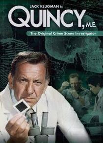 Quincy M.E. (1ª Temporada) - Poster / Capa / Cartaz - Oficial 1